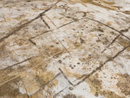 Archéologie aérienne par drones