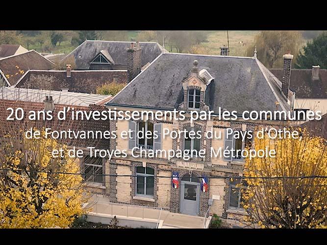 Film sur le label Ville Sportive 2018 attribué à Fontvannes (Aube)