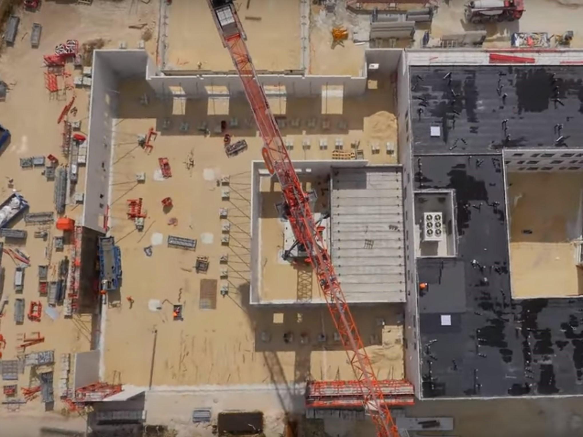 BOUYGUES BATIMENT CONSTRUCTION EN COURS