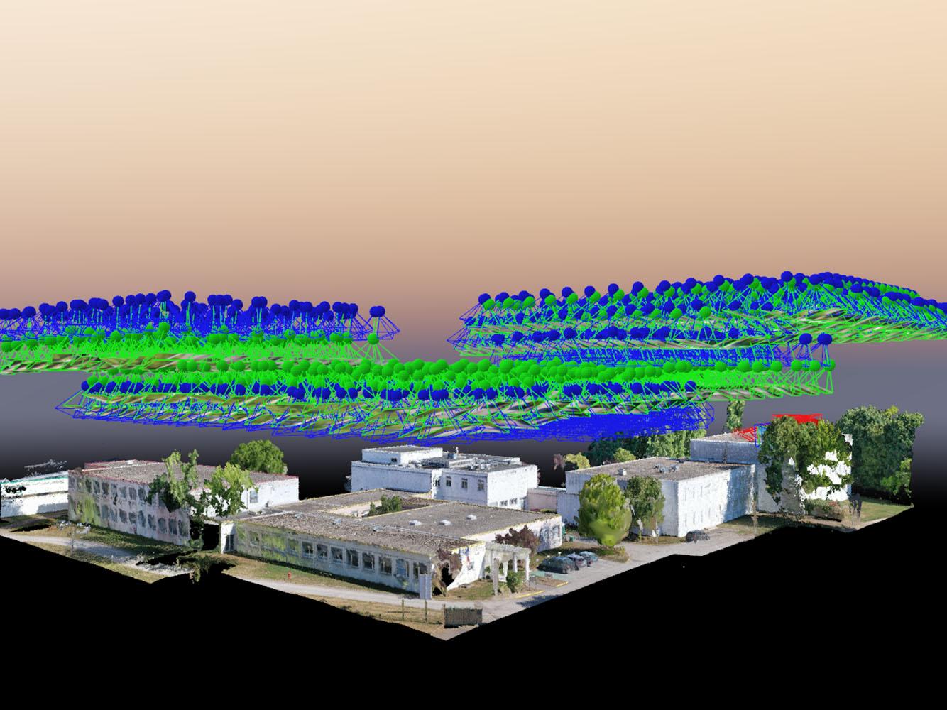 Photogrammétrie, BIM, Reconstitution 3D, Jumeau numérique