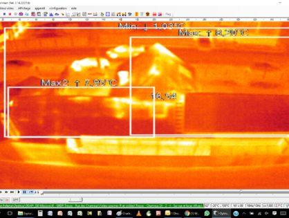 GRDF commande des prestations de thermographie sur les maisons