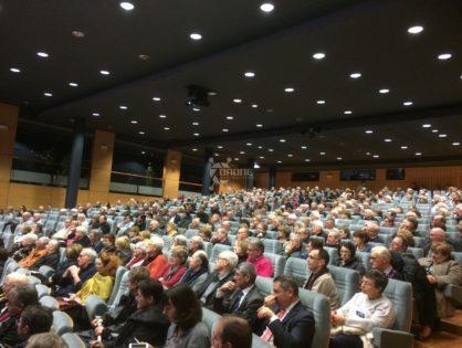 Conférence sur le drone à l'UTT