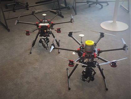 Un drone supplémentaire chez Drone-Développement
