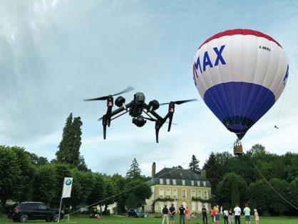 Film REMAX immobilier au golf de la Cordelières