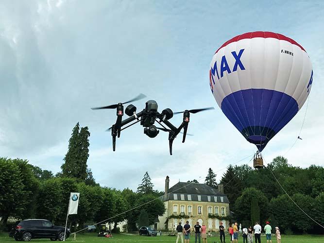 Film REMAX immobilier au golf de la Cordelière