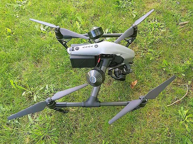 L'Inspire 2 est arrivé chez Drone Développement