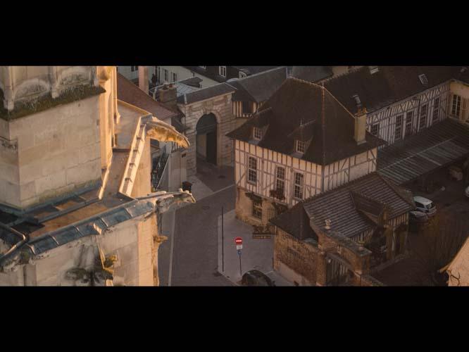 Tournage au Cellier Saint Pierre