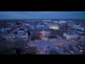 drone-developpement-troyes-aube_palais-congres-espace-argence-nuit-2