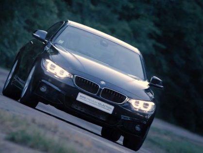 Suite et fin de tournage pour BMW