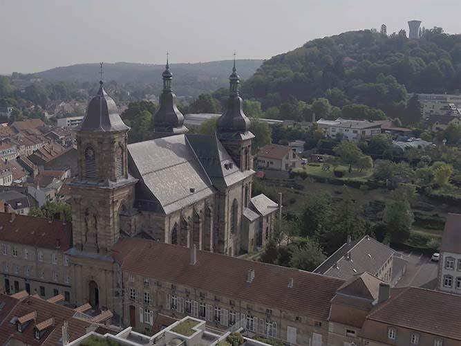 Tournage en Moselle à Freyming-Merlebach
