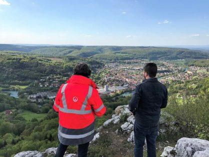 Tournage à Montbéliard, partie 2