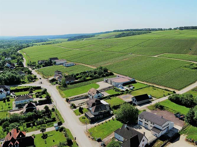 Photos 360 pour une maison de Champagne à Celles-sur-Ource