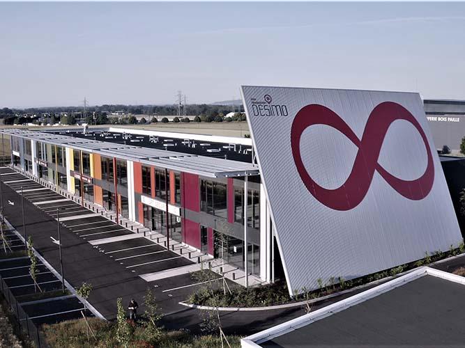 Tournage multi sites phase 2 dans l'Aube pour Desimo, promoteur immobilier