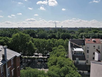 Tournage multi sites phase 1 à Paris pour Desimo, promoteur immobilier