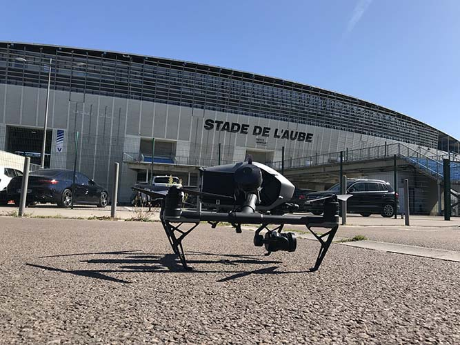 360 sur Troyes