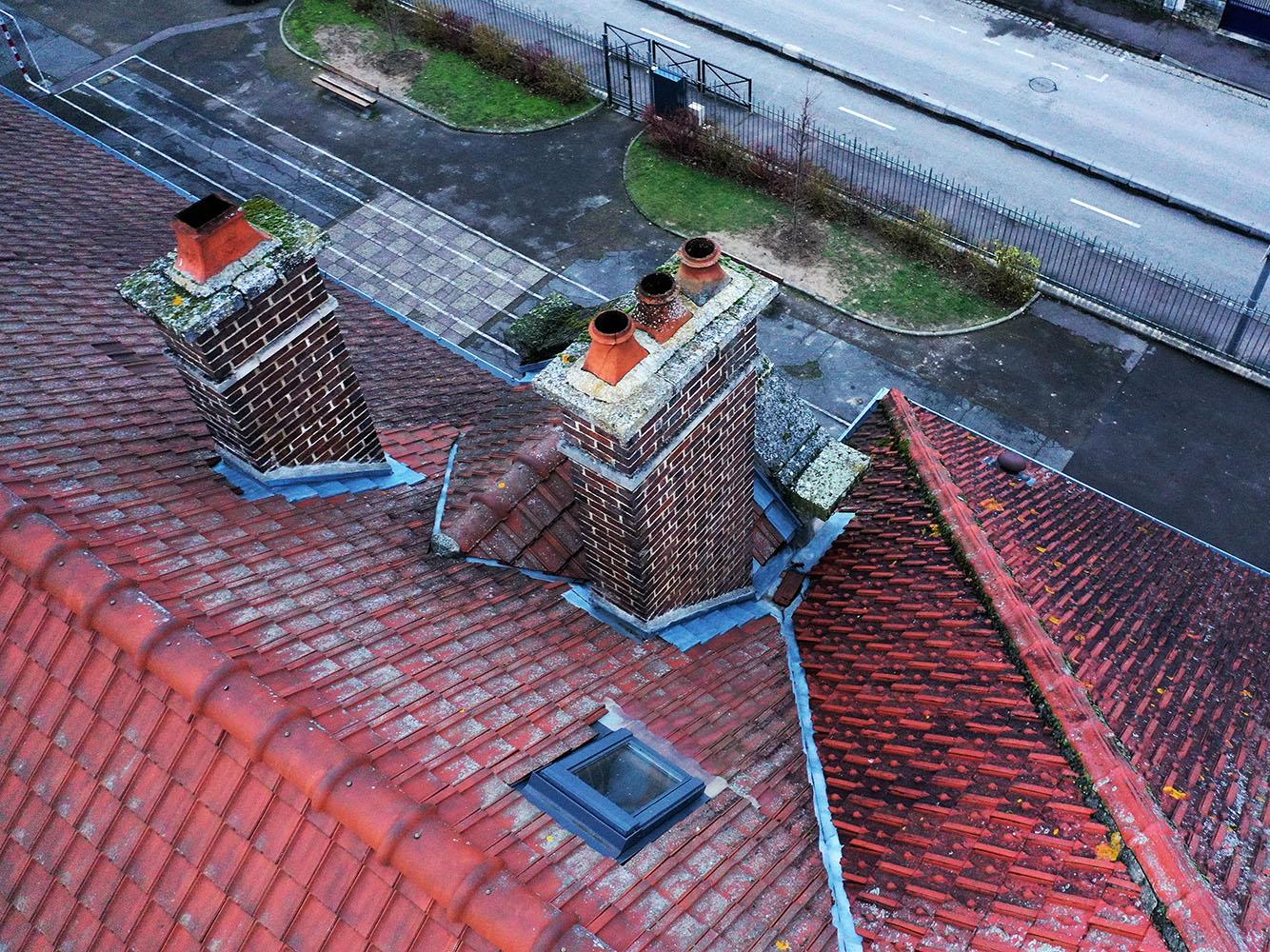 Autres audits visuels sur toitures