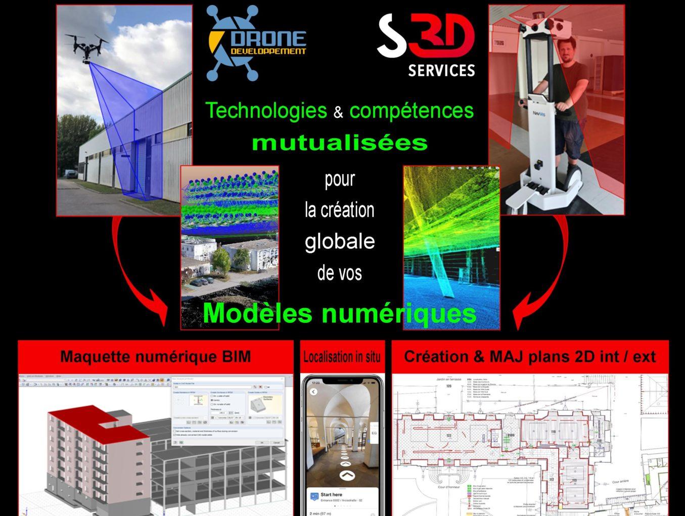 Numérisation 3D extérieure... et intérieure !